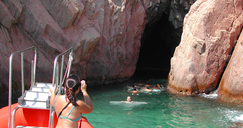 Cueva del Contrabando Girona